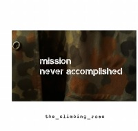 mission never ending - the_climbing_rose (Autorin)