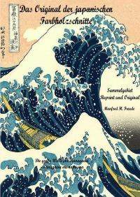 Das Original Der Japanischen Farbholzschnitte Hokusai Die Große