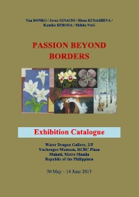 PASSION BEYOND BORDERS - Exhibition Catalogue - W. Donko