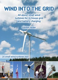 Wind into the Grid - All about small wind turbines for in-house grid and battery charging - Günther Hacker