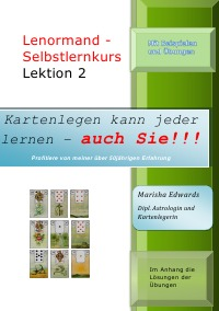 Lenormand-Selbstlernkurs (L2) - Lektion 2 - Marisha Edwards