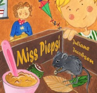 Miss Piepsi - Juliane Jacobsen, Elvea Verlag