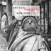 ARTBOX.PROJECT New York 1.0 Markus Mesmer Grellingen - Markus Mesmer Grellingen - Patricia Zenklusen